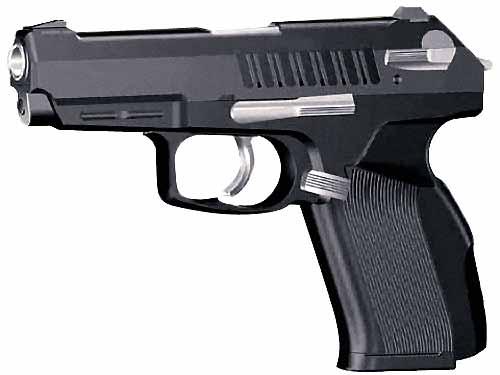 Пистолеты, Пистолет ИМЗ МР-444 «Багира», оружие